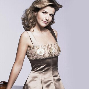 Anne-Sophie Mutter in Mendelssohn
