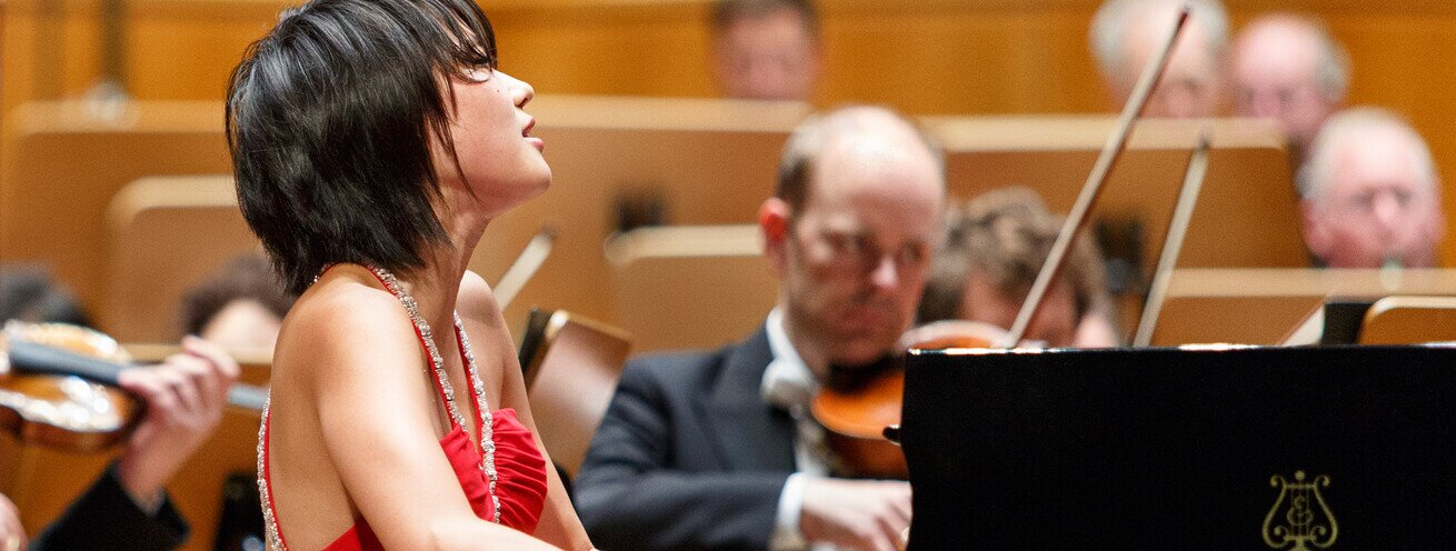 Yuja Wang Triptych 1- Mozart A Celebration of the 18th Anniversary of the Establishment of the HKSAR