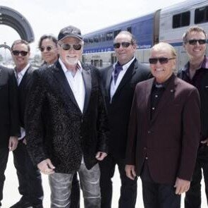 THE BEACH BOYS with the HK Phil