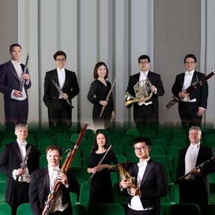A Tale of Two Cities II: HK Phil & NCPAO Woodwind Quintets