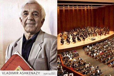 A Gift for HK: Ashkenazy & HK Phil