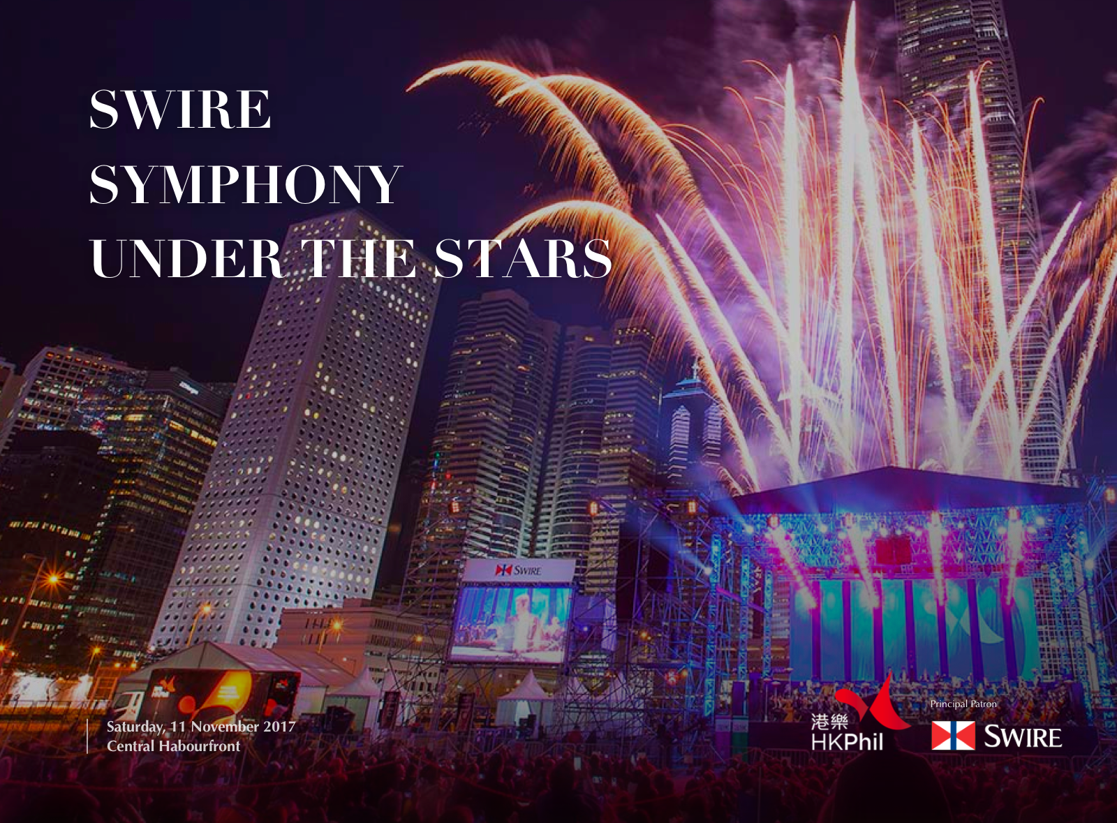 Swire Symphony Under The Stars