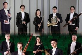 A Tale of Two Cities II: HK Phil & NCPAO Woodwind Quintets (18 June)