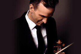 Pre-eminent violinist Gil Shaham performs Czech music with the HK PhilClassics: Gil Shaham Plays Dvořák (21 & 22 June)