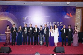 HK Phil 45th Anniversary Gala DinnerIn celebration of the timeless and finest music-making