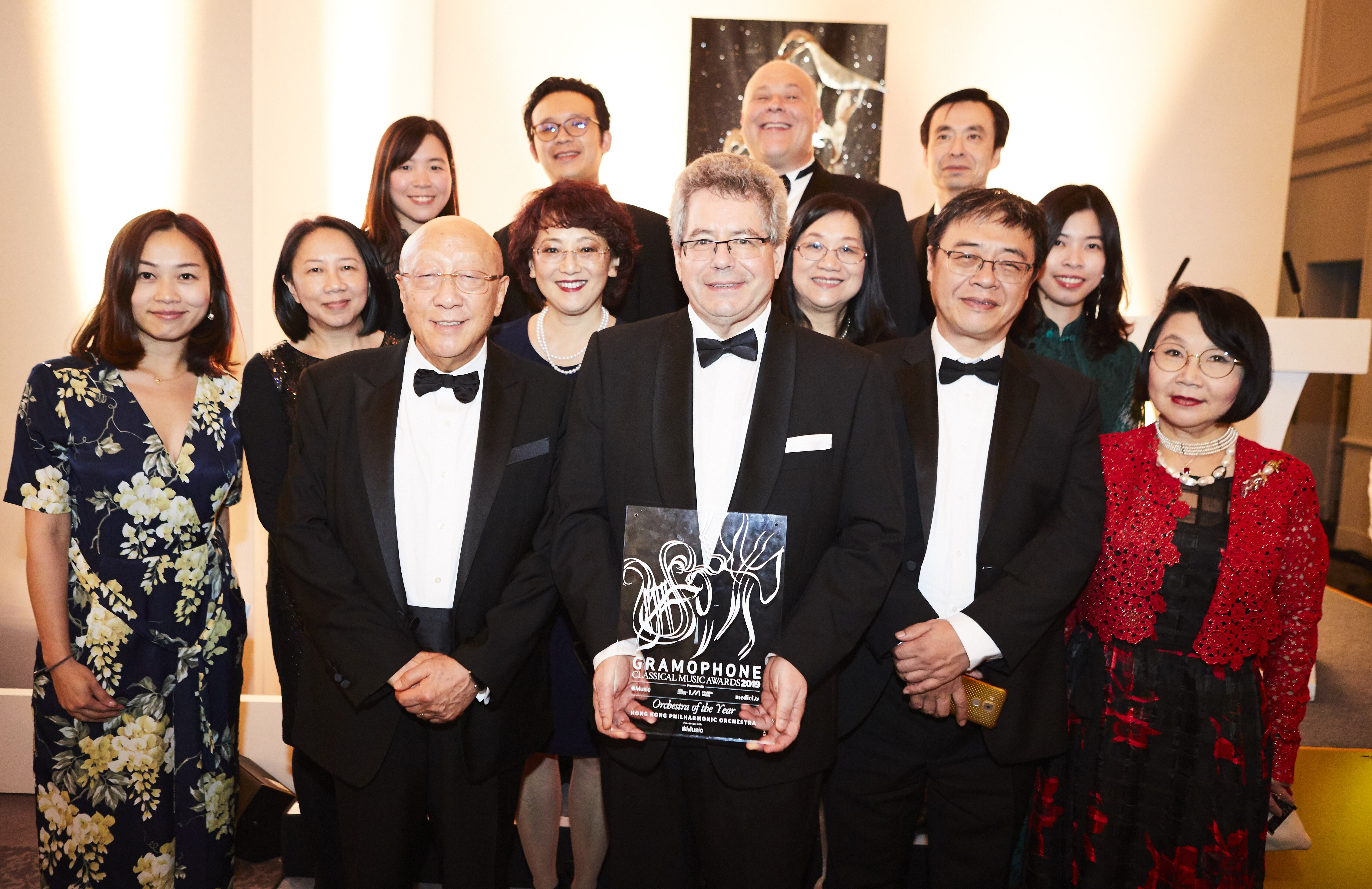 2019 Gramophone Classical Music Awards ceremony