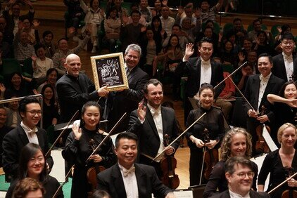 Hailed as the 2019 Gramophone Orchestra of the Year, the HK Phil and its Music Director Jaap van Zweden to Tour Japan and Korea in March 2020