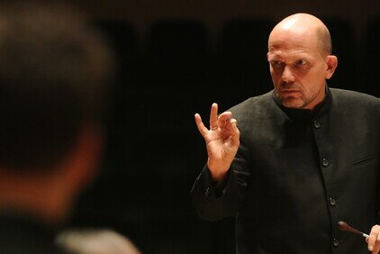 HK Phil Music Director Jaap van Zweden awarded the Silver Bauhinia Star of the HKSAR