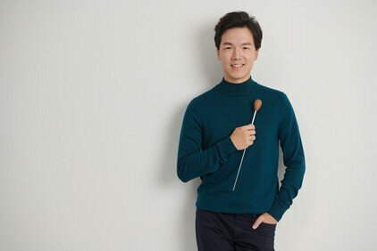 Hong Kong Philharmonic Orchestra AppointsResident Conductor – Lio Kuokman